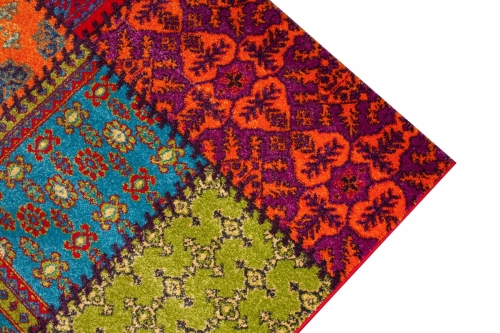 PatchWork Multi Color 2