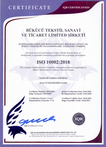 ISO 10002 - 2018