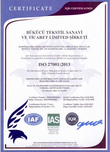 ISO 27001 - 2013