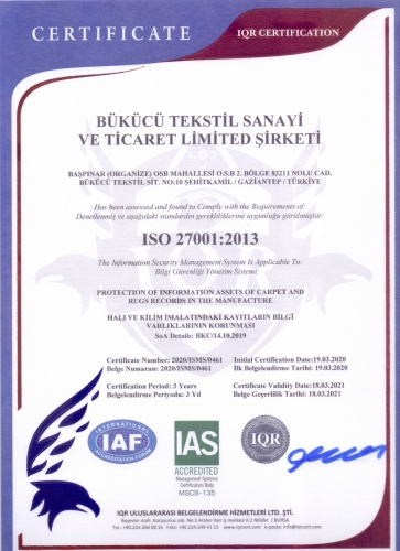 ISO 27001 - 2013 - 2