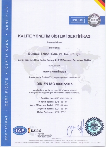 ISO 9001 - 2015 Tr